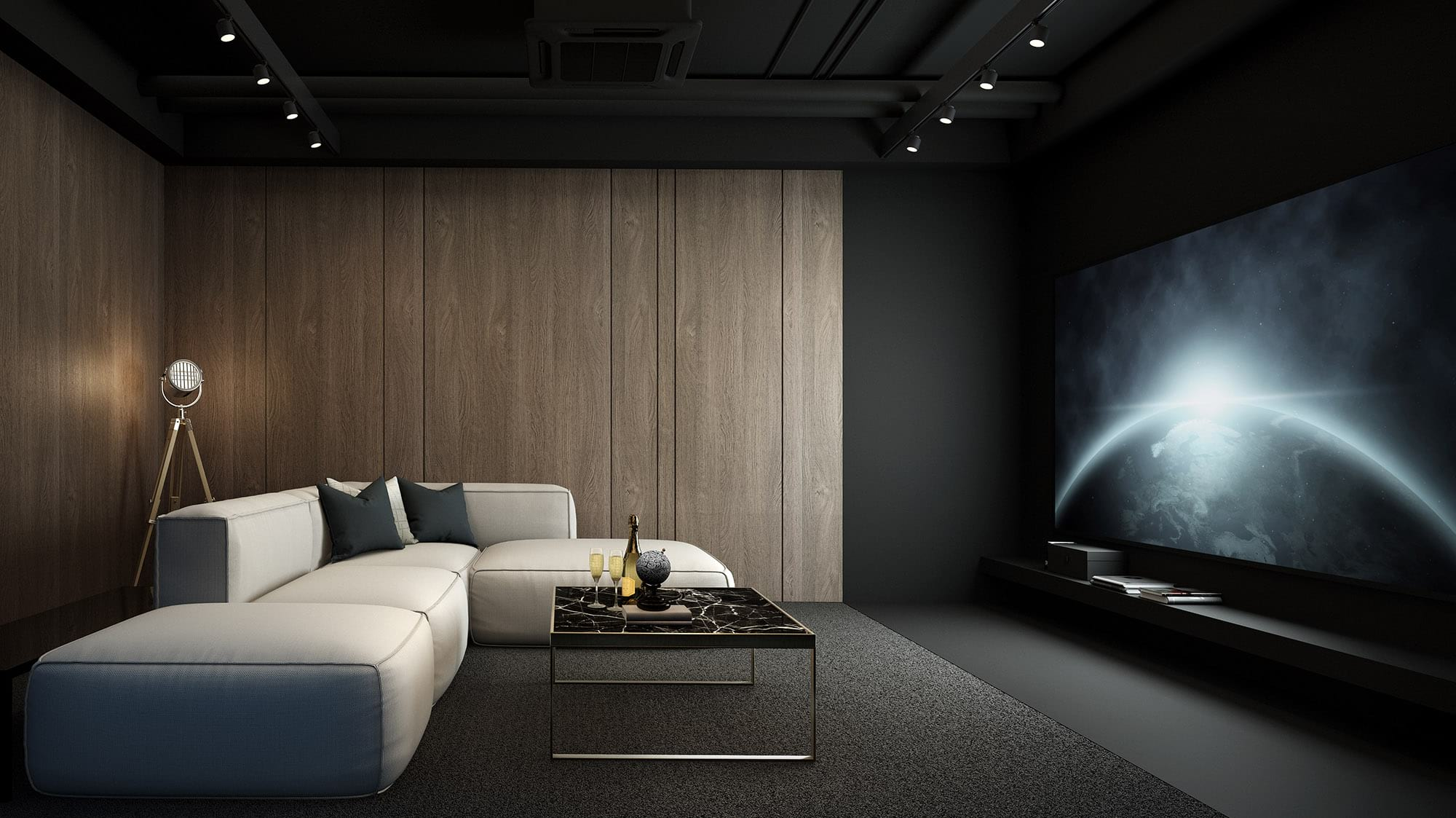 Cinema Room Surrey